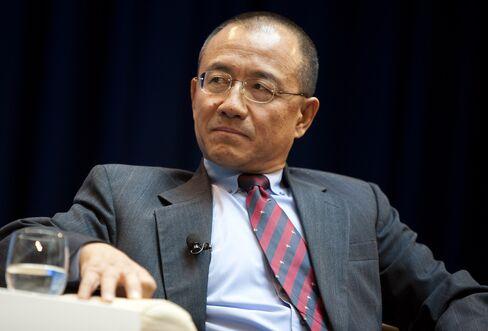 CIC President Gao Xiqing