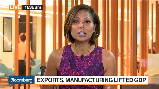 Bloomberg's Haslinda Amin reports on Singapore's third-quarter GDP figures and the revised 2017 GDP forecast
