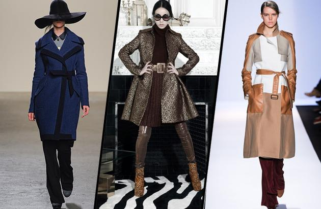 For Bad Weather - The Statement Coat