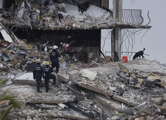 Florida Lawmaker Seeks Condo Rules Review in Wake of Collapse