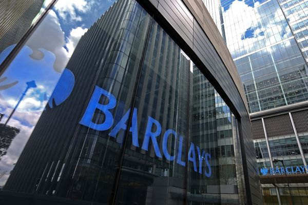 Barclays Plc's Headquarters As Bank Settles U.K. Libor Case Ahead Of Trial