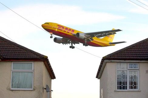DHL Finally Finds a Way to Compete With FedEx and UPS