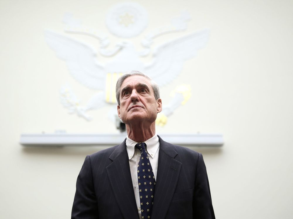 Mueller Report: How Much Will AG William Barr Let You Know? - Bloomberg