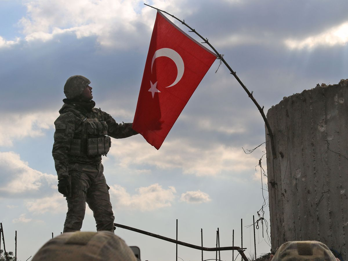 Turkey Says Soldier Killed by Kurdish Group in Ceasefire Breach
