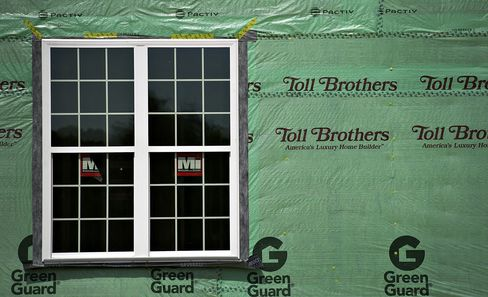 Confidence Among U.S. Homebuilders Improves to Six-Year Hig