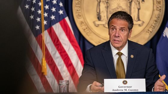 New York Democrat Says Party 'Building Consensus' on Cuomo Ouster