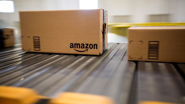 UPS, FedEx fall on report Amazon readying delivery service