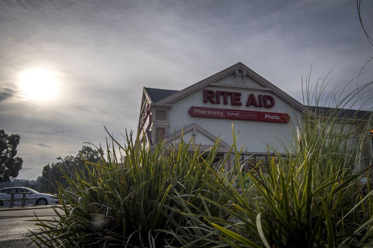 Walgreens, Rite Aid Sued by West Virginia Over Opioid Sales