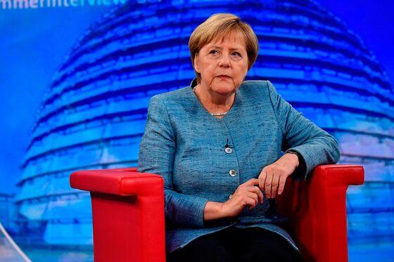 MerkelCalls for an Assertive Europe