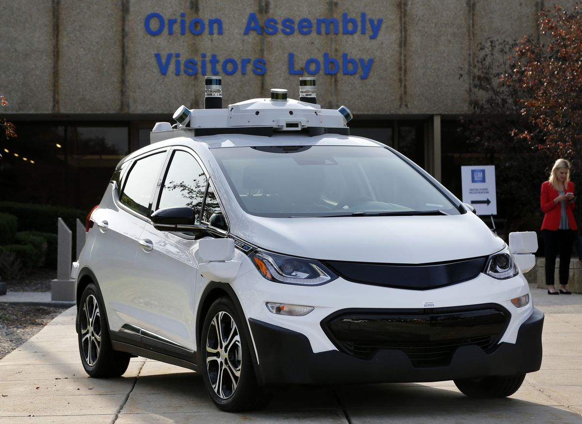 GM Cuts in Front of Waymo to Seal Self-Driving Deal With