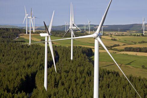 Utilities Giving Away Power as Wind, Sun Flood European Grid