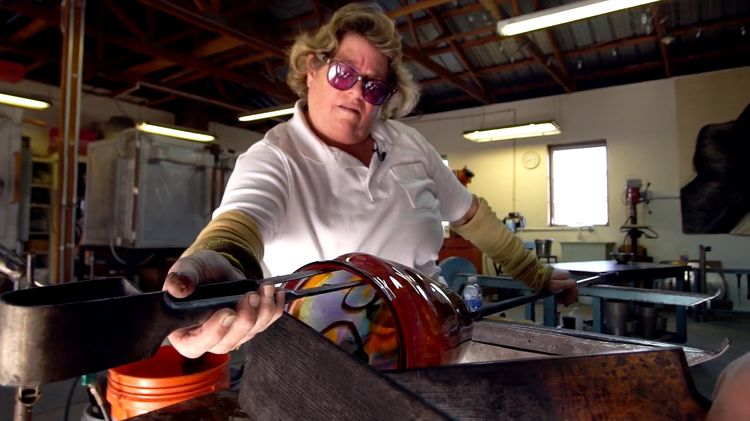 relates to How to Make Hand-Blown Glass