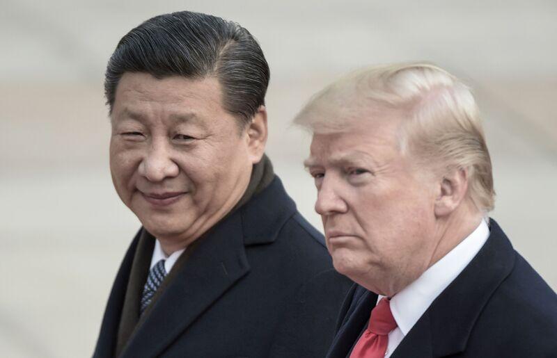 Trump Xi GETTY Sub