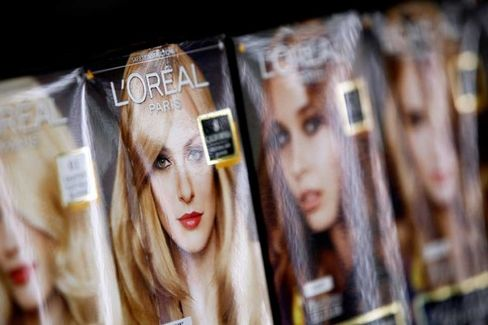 How L'Oreal Knows What You Look Like