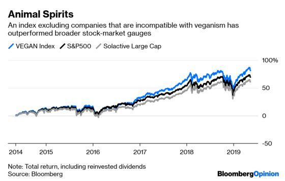 Capitalism, Red in Tooth and Claw, Is Going Vegan