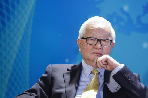 TSMC Chairman and CEO Morris Chang