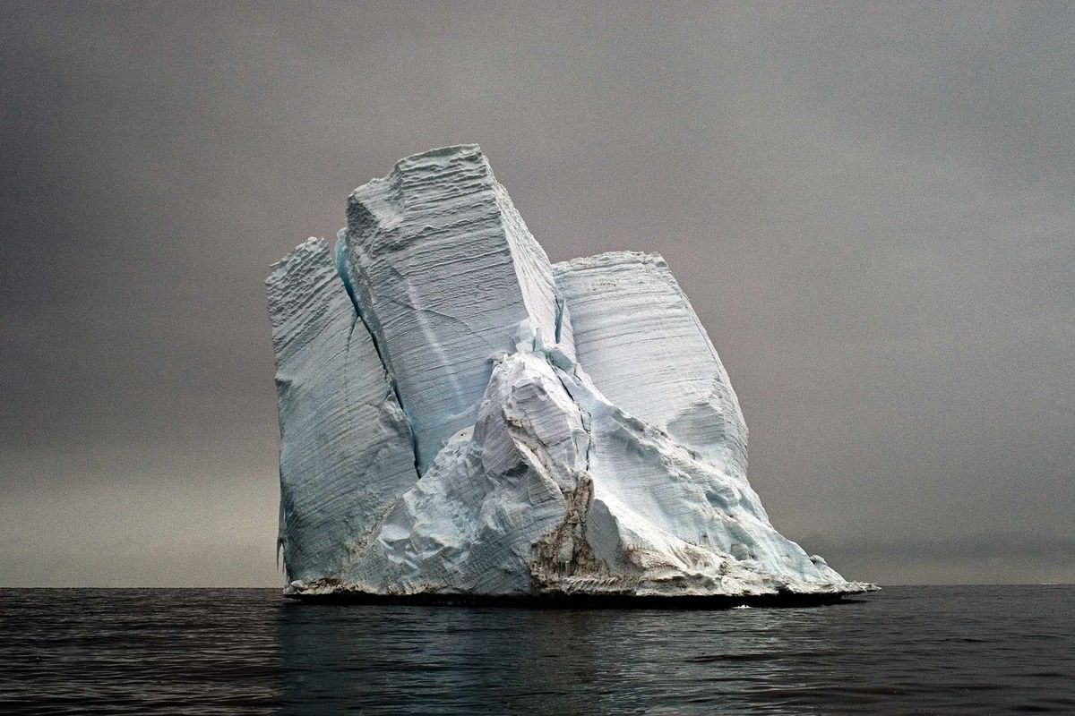 Towing an Iceberg: One Captain's Plan to Bring Drinking