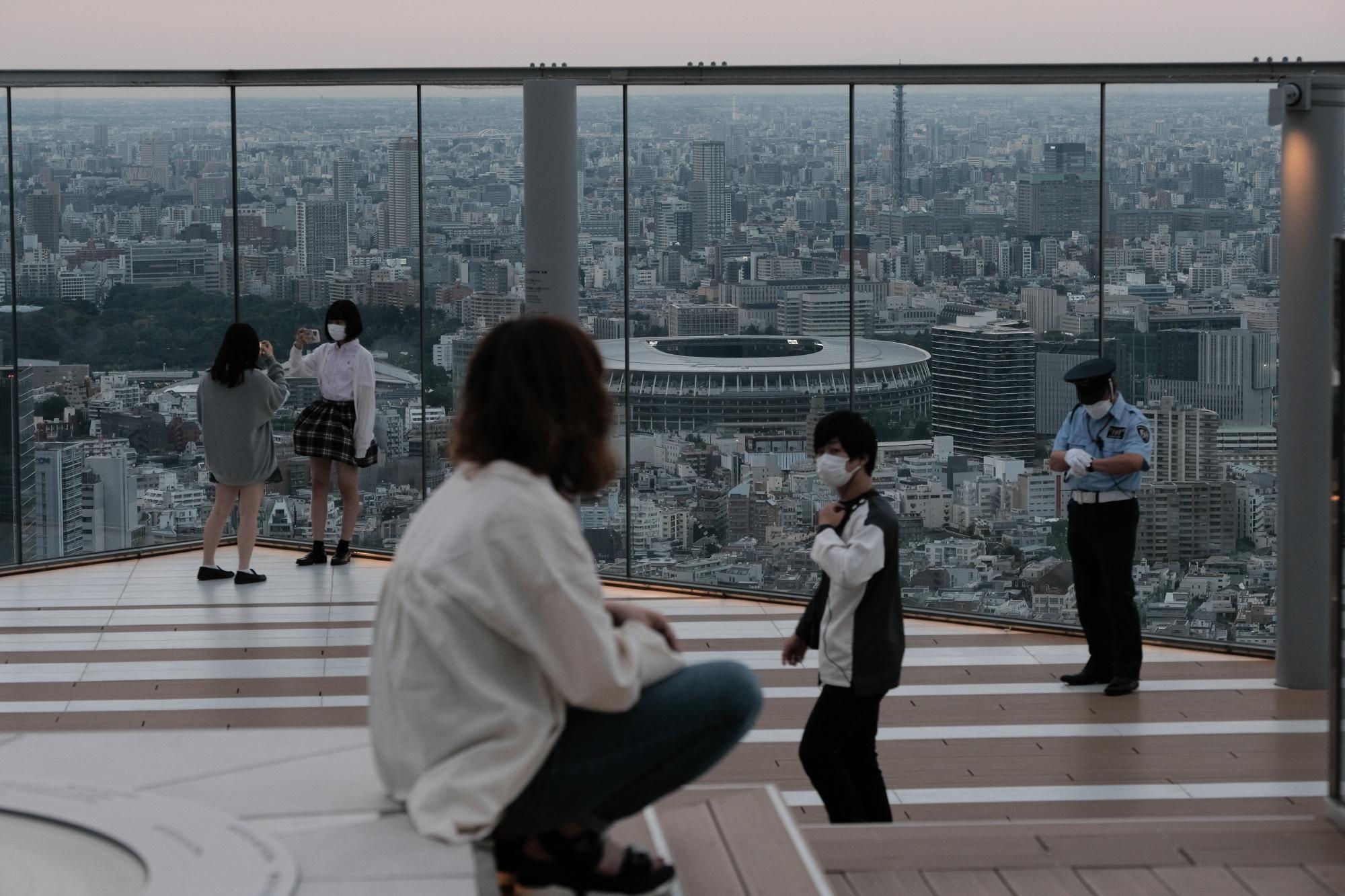 Shibuya Redevelopment Ahead of Olympics