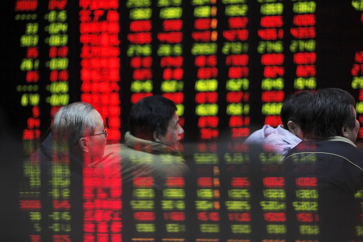 Pulling Support From China Stocks After $2.3 Trillion Recovery