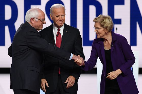 Warren-Sanders Peace Pact Faces Test at Tonight's Crucial Debate