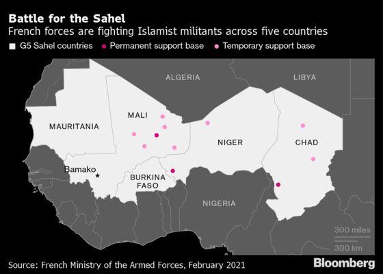 Macron Cautions Against Reducing Sahel Anti-Insurgent Force