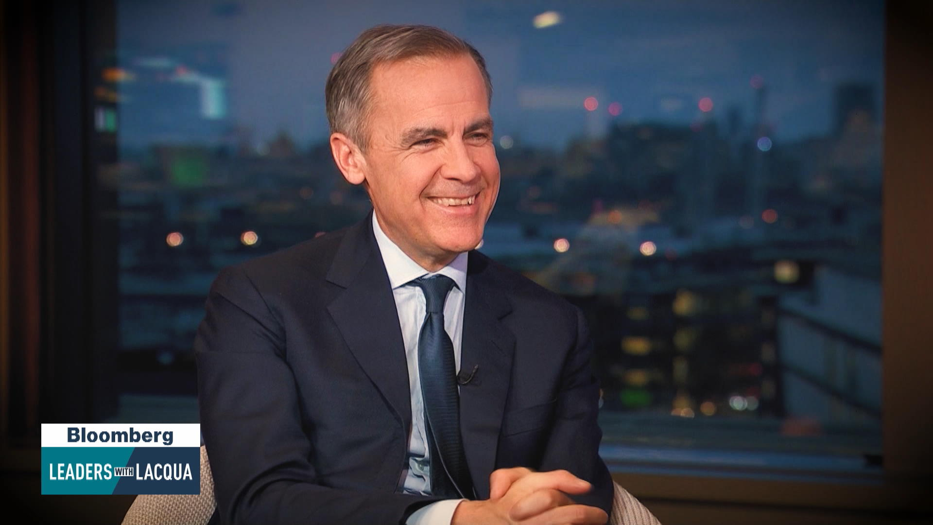 Leaders with Lacqua: Bank of England Governor Mark Carney