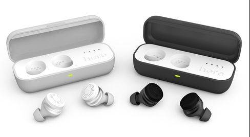 The Here One earbuds from Doppler Labs.