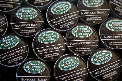 Green Mountain Making Coffee 90% Costlier Than S&P 500