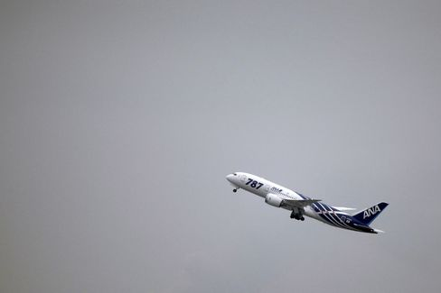 ANA Beats Japan Air to Market With 211 Billion Yen Share Sale
