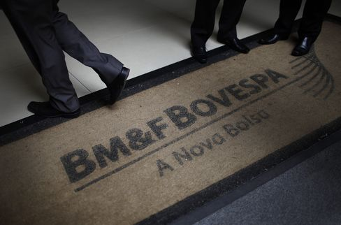 Small Caps Rule Bovespa as Stimulus Skips Vale