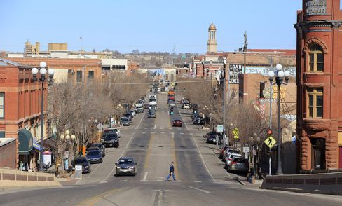 Downtown Pueblo