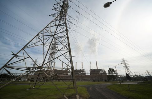 GDF Suez Coal-Fired Power Station