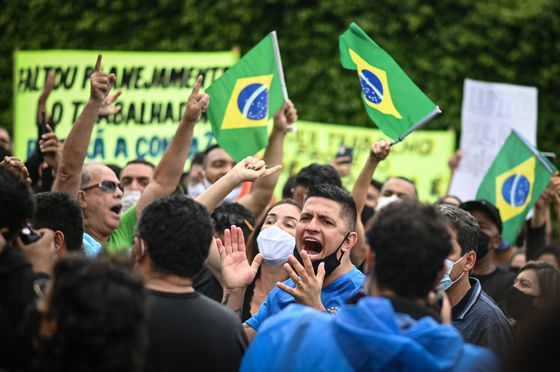 Brazil Passes India for Second-Highest Covid Case Toll in World