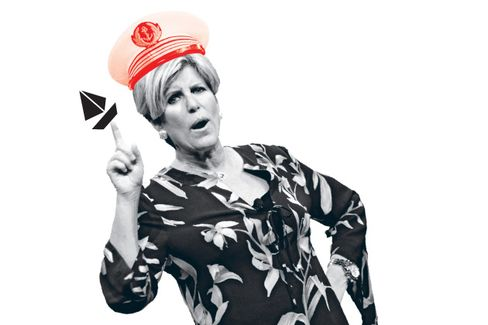 How to Captain a Small Boat: Suze Orman