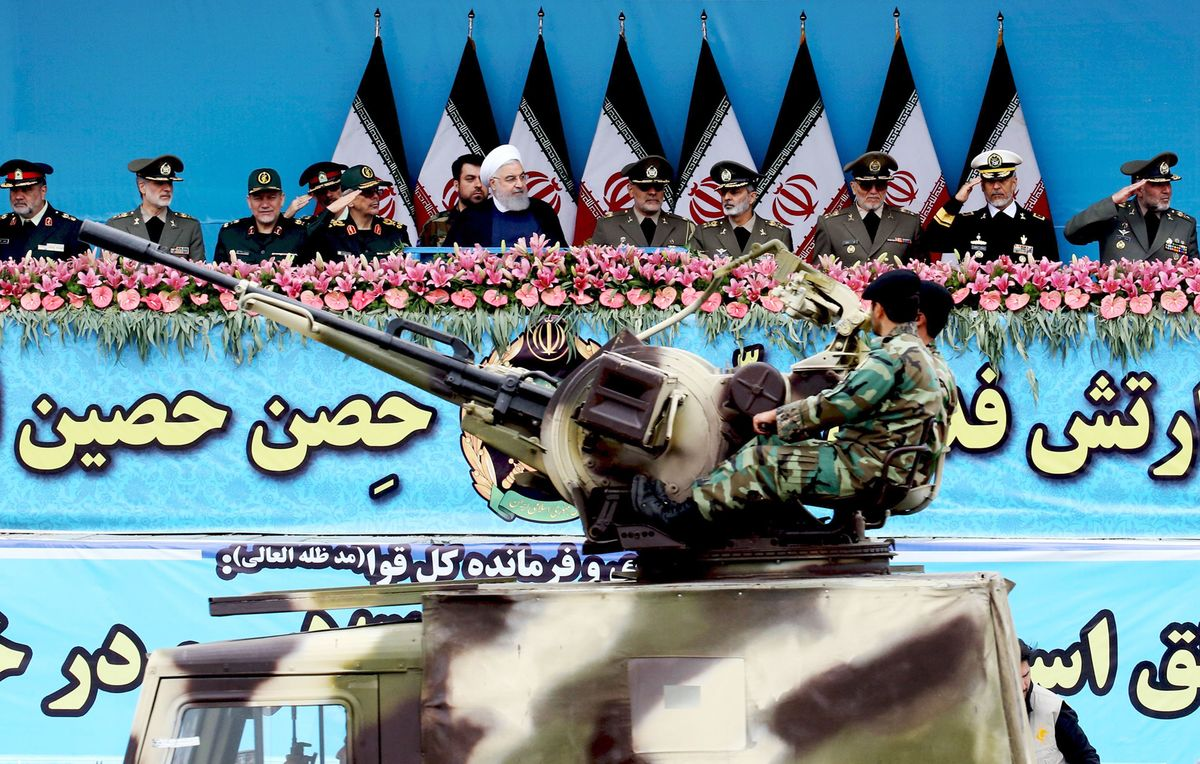Iran Leader Asks Military to Enhance Weapon Systems, ISNA Says