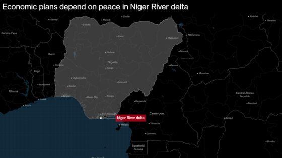 Nigerian Oil Region Crisis Threatens Buhari's Economic Plans