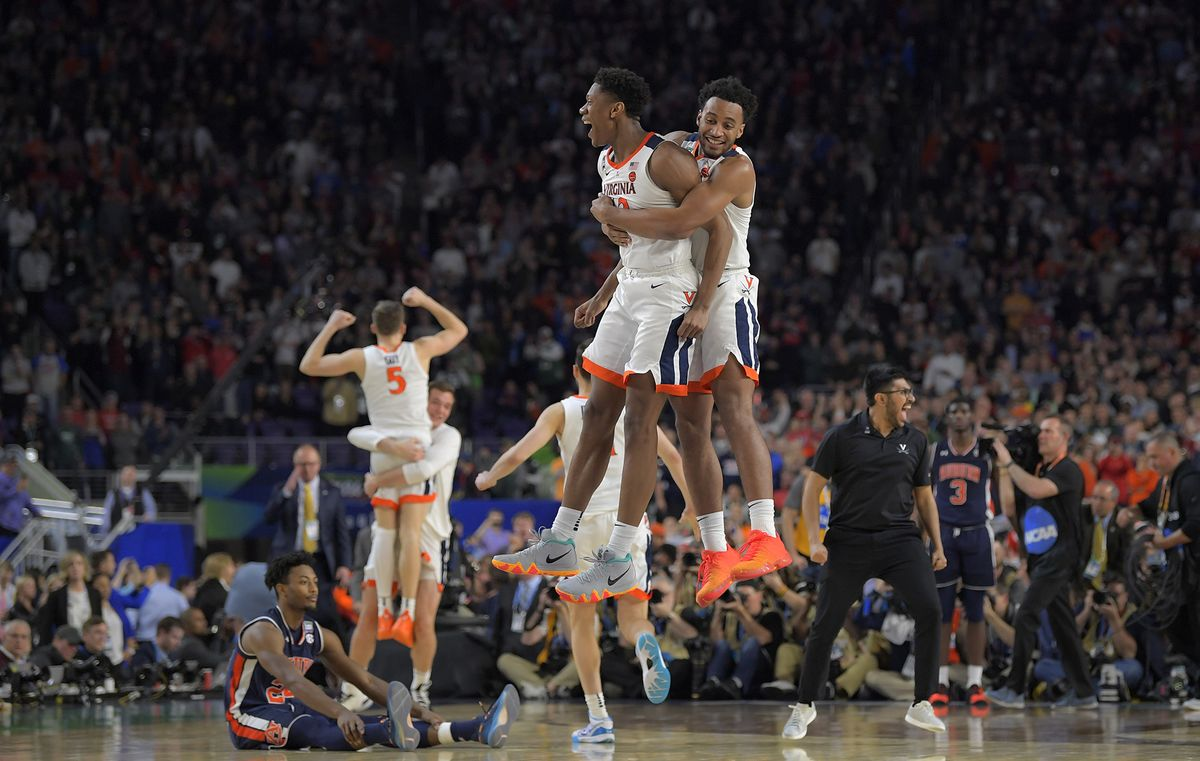 Students Finance Virginia's First Title Shot: NCAA Number of the Day