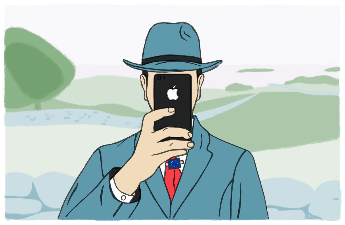 The Inside Story of Apple