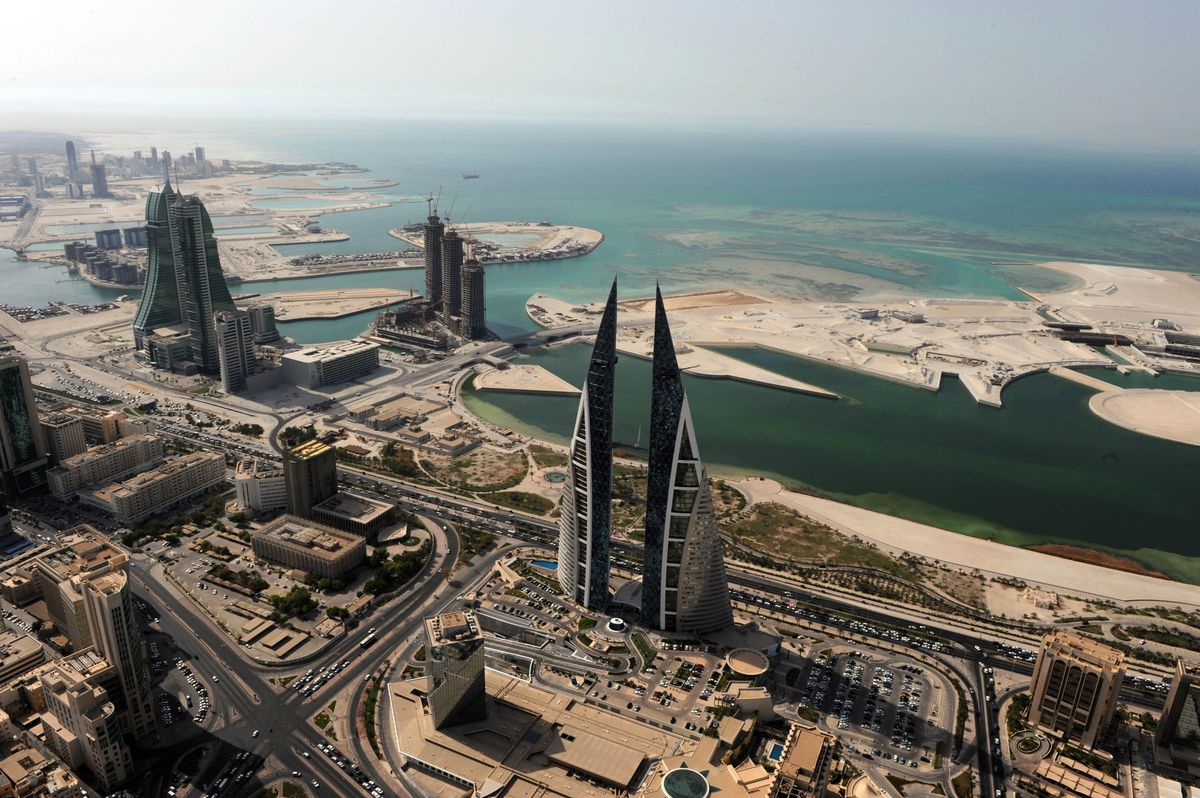 Gulf Takeover Binge Has Bahrain Opening Up to More Bank