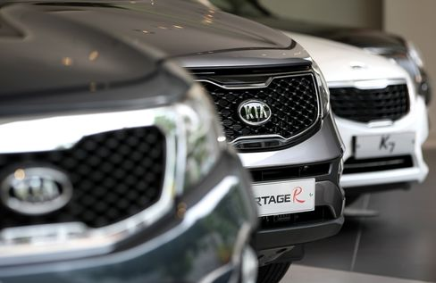 Kia Is Best Ride for Auto Company Shareholders