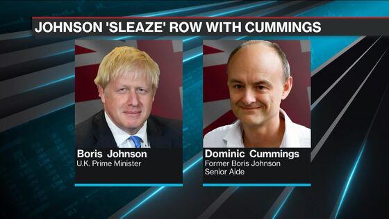Johnson Battles to Contain Sleaze Row Engulfing U.K. Government