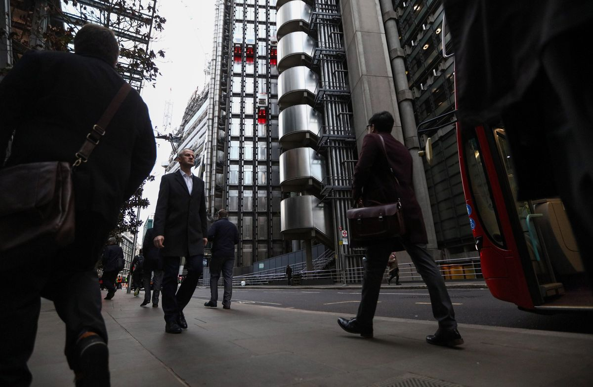Lloyd's of London Posts Profit After Two Years of Losses