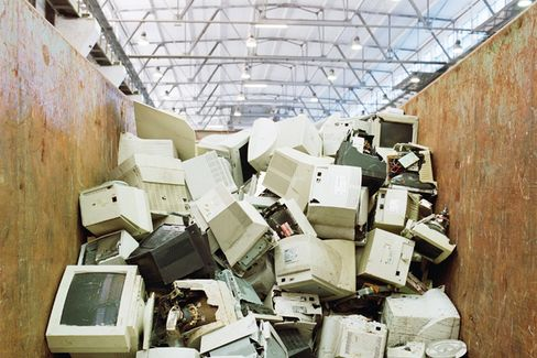 The Complex Business of Recycling E-Waste