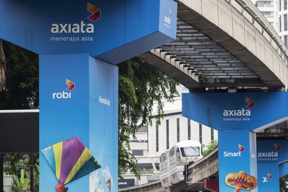 Telenor, Axiata in Talks on Cr...
