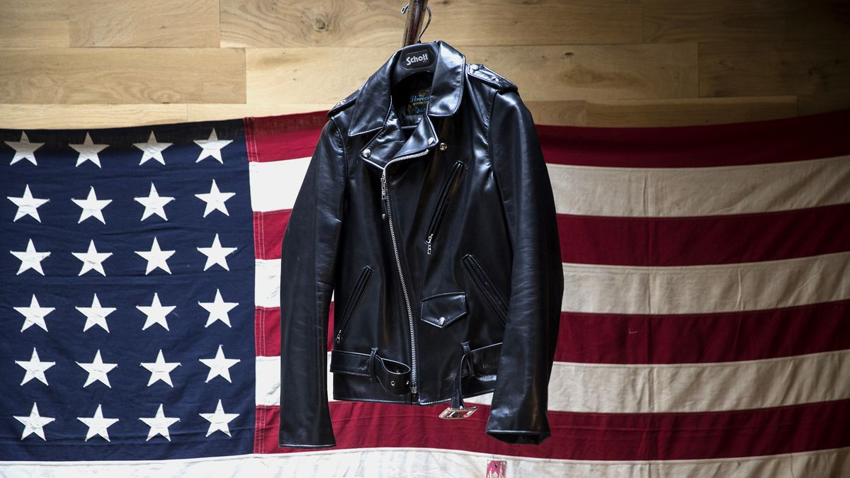 628315f06c2a America's Rebels All Love Their Schott Perfecto Leather Jacket ...
