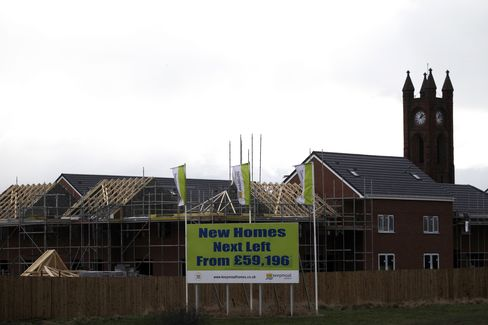 Residential Property under Construction by Keepmoat