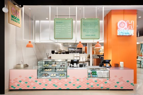 Nordstrom NYC Has In-Store Food Delivery, Bars for Hungry Shoppers
