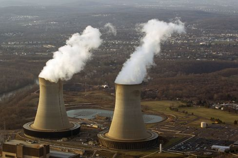 Exelon Corp. Limerick Generating Station nuclear energy plant
