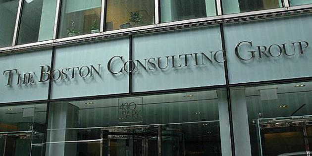 50. Boston Consulting Group