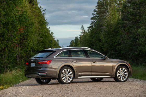Audi A6 Allroad Is the Goldilocks of Station Wagons
